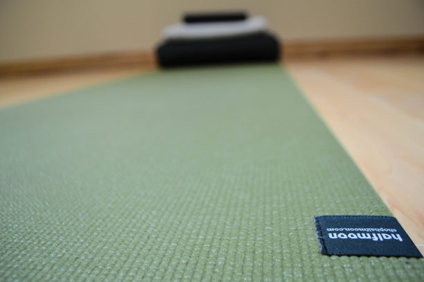 Halfmoon mat